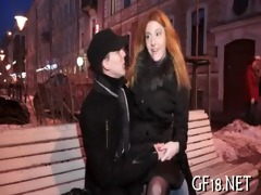 watch how this large built stranger