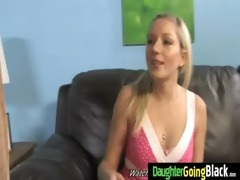 youthful daughter with valuable ass fucked by a