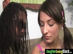 juvenile daughter with nice ass fucked by a black