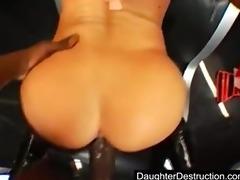 latin babe daughter fucked hard