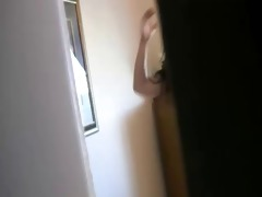 spying on sister, caught jacking off joi... it4