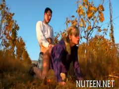 fellow nails cute legal age teenager gal