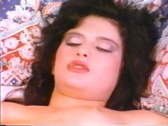sleeping girl acquires a pearl necklace