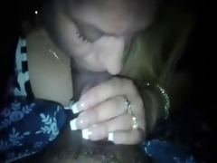 latina mother of 5 sucks my dick