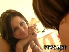 sunny honey poses on webcam
