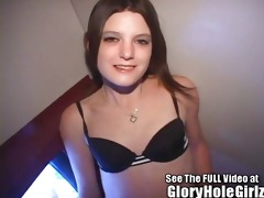 20 year old cum wench in training cute young