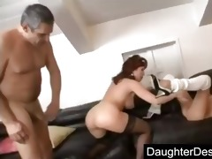 daddy can to abuse daughter hard