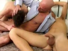 older men and their bitch boy
