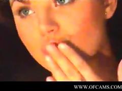 kinky hot fingers pussy ofcams.com train