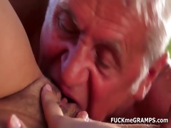 tamia fucks real old guys