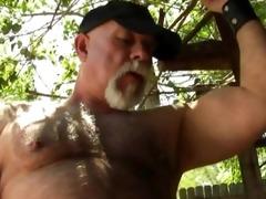 anal opening bear