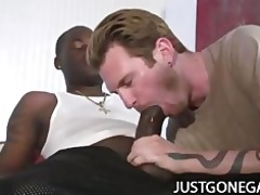 luke cross and tyrese - a sexy interracial anal