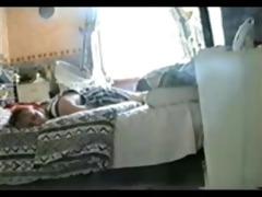 see my sister masturbating. hidden webcam
