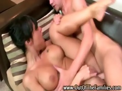 bitch and step brother fuck and cumshot act
