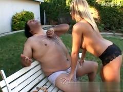 daughter cum in ass