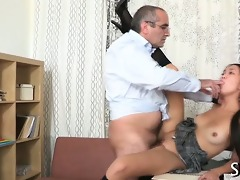 sexy beauty is getting drilled
