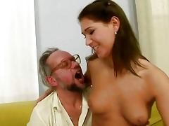 grand-dad enjoying wicked sex with hawt legal age