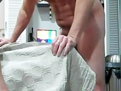 hung thick cocked dad rims then breeds smooth