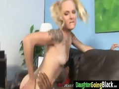 young daughter with worthy gazoo screwed by a