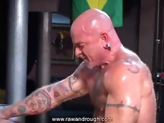 aaron acquires flogged and jake gets fucked