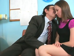 pounding babe\s tight pussy