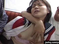 great japanese cunt licking action in educate