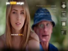 grandpa gives ass-fuck to juvenile alice