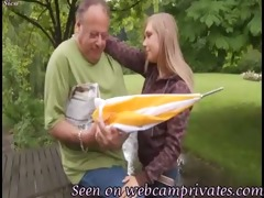 grandpapa love young blonde legal age teenager -