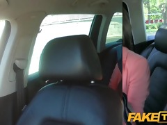 faketaxi young angel pounded to make up for taxi