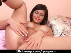 young flexible 18y old cum-hole gym