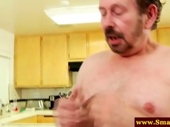 sph petite cock dude serves creme fraiche