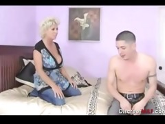 busty mother fucks sons ally