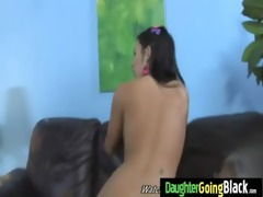 see my daughter going on biggest black pecker 2