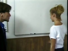 interview and scene with legal age teenager molina