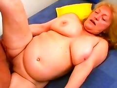 slutty daniela seduces a younger knob