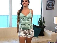 tight young 18 year old redhead wet crack natalie