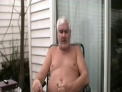 outdoor jerk off