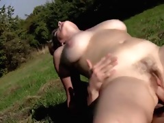 woman massages lad gets fucked-daddi