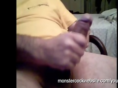 large cock daddy 7.8 x 4 inch uncut