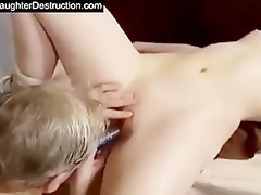 daddy violates young stepdaughter