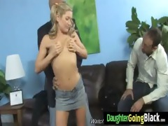 my daughter gets fucked by monster black dude 22